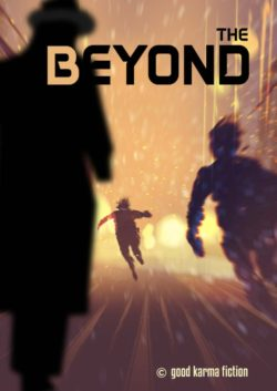 "<i  id=""iconinf1"" class=""fas fa-info"" aria-hidden=""true""></i><br> <h3>THE BEYOND</h3><br><p> What, if a ghost claims to be your father?<br><br><b>-Mystic Thriller, Mini Series-<BR> In Development</b></p>"